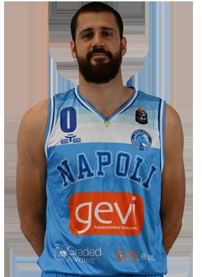 Andrea Zerini - Napoli Basket