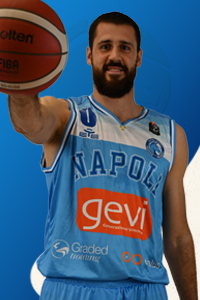 Andrea Zerini Napoli Basket