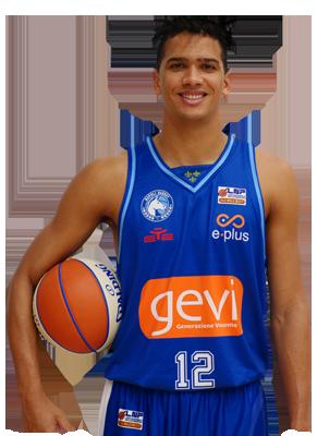 Daniele Sandri - Napoli Basket