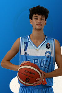 Antonio Matera - Napoli Basket