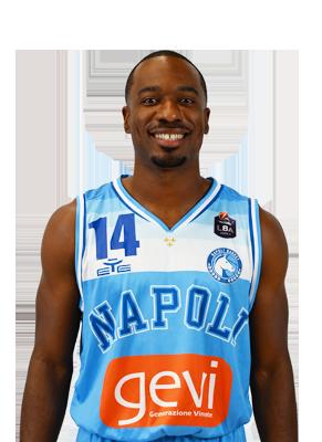Josh Mayo - Napoli Basket
