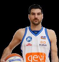 Diego Monaldi - Napoli Basket