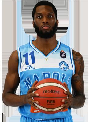 Jordan Parks - Napoli Basket