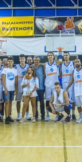 Nuovo Napoli Basket 2018/19