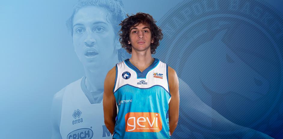 A2 Ovest – GeVi Napoli Basket, altro colpo: ufficiale l'arrivo di Lorenzo Uglietti
