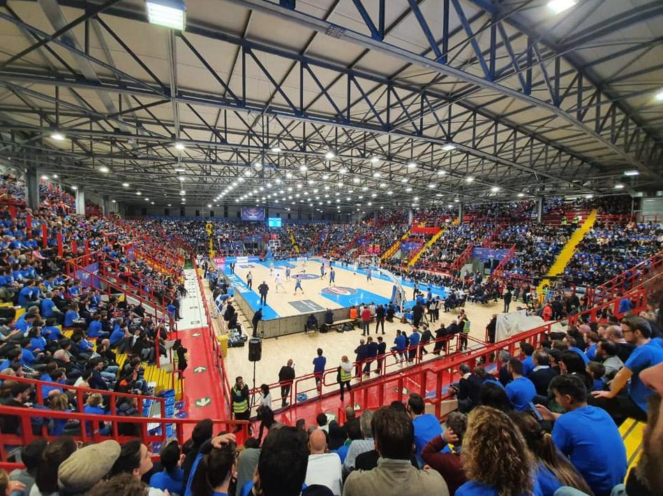 Progetti Napoli Basket