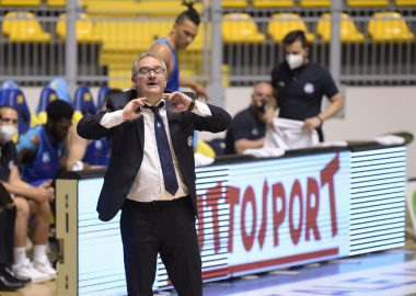 Gevi Napoli Basket-Apu Old Wild West Udine