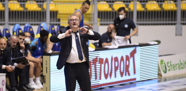 Gevi Napoli Basket-Apu Old Wild West Udine