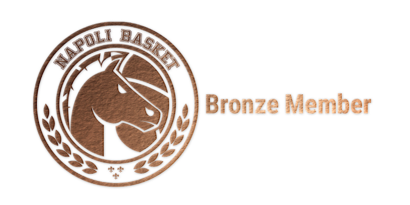 Club dei 100 Bronze Member