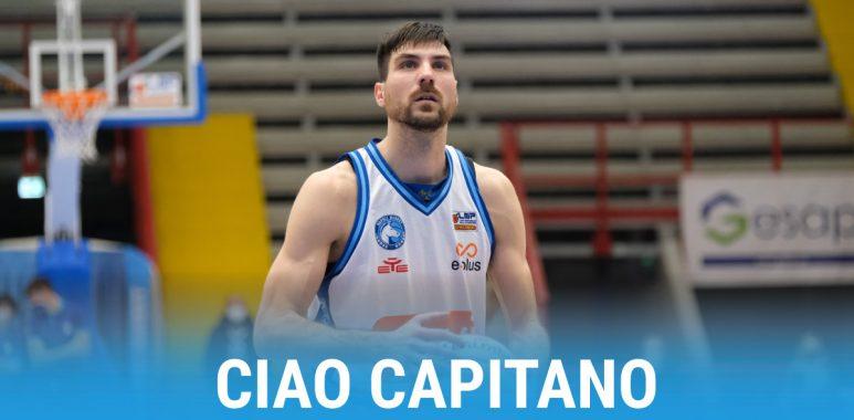 Napoli Basket saluta ufficialmente Diego Monaldi